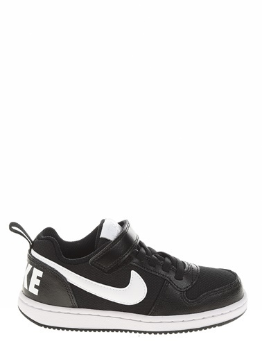 Nike Court Borough Low PE Siyah